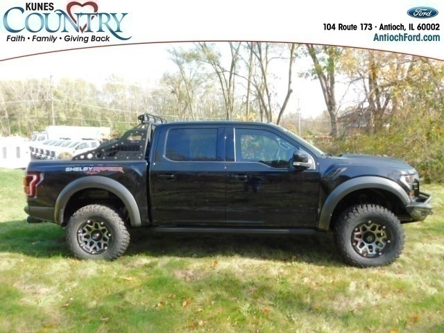 2017 F-150 SuperCrew Cab 4x4,  Pickup #AT08738 - photo 3
