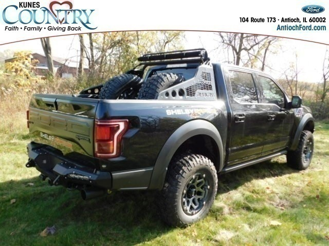 2017 F-150 SuperCrew Cab 4x4,  Pickup #AT08738 - photo 2