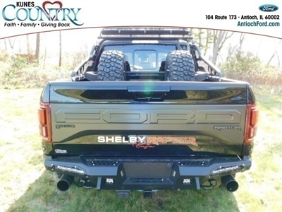 2017 F-150 SuperCrew Cab 4x4,  Pickup #AT08738 - photo 4