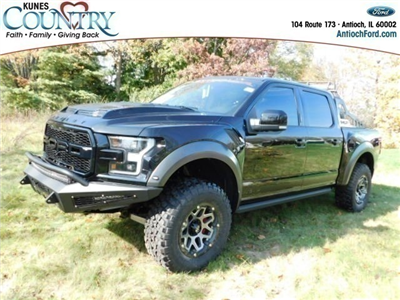 2017 F-150 SuperCrew Cab 4x4,  Pickup #AT08738 - photo 7