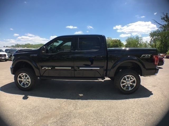2017 F-150 SuperCrew Cab 4x4,  Pickup #AT08744 - photo 6