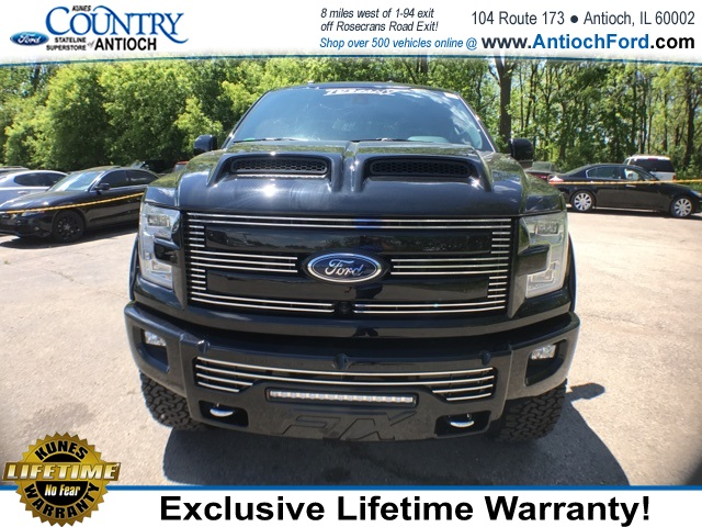 2017 F-150 Crew Cab 4x4, Pickup #AT08744 - photo 9