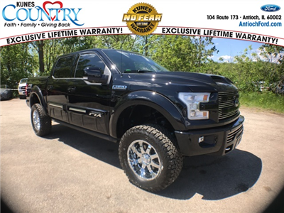 2017 F-150 Crew Cab 4x4, Pickup #AT08744 - photo 1