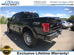 2017 F-150 Crew Cab 4x4, Pickup #AT08744 - photo 4