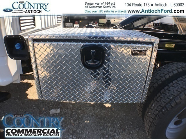 2017 F-450 Crew Cab DRW 4x2,  Tafco Landscape Dump #AT08762 - photo 33
