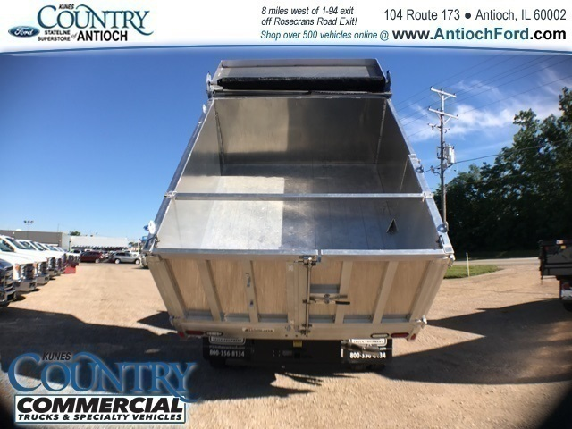 2017 F-450 Crew Cab DRW 4x2,  Tafco Landscape Dump #AT08762 - photo 36