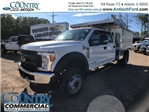 2017 F-450 Crew Cab DRW, Tafco Landscape Dump #AT08762 - photo 7