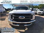 2017 F-450 Crew Cab DRW, Tafco Landscape Dump #AT08762 - photo 8