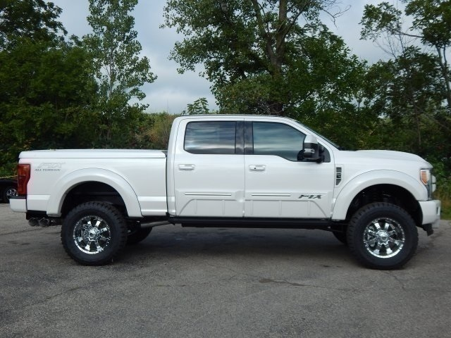 2017 F-250 Crew Cab 4x4,  Pickup #AT08777 - photo 3