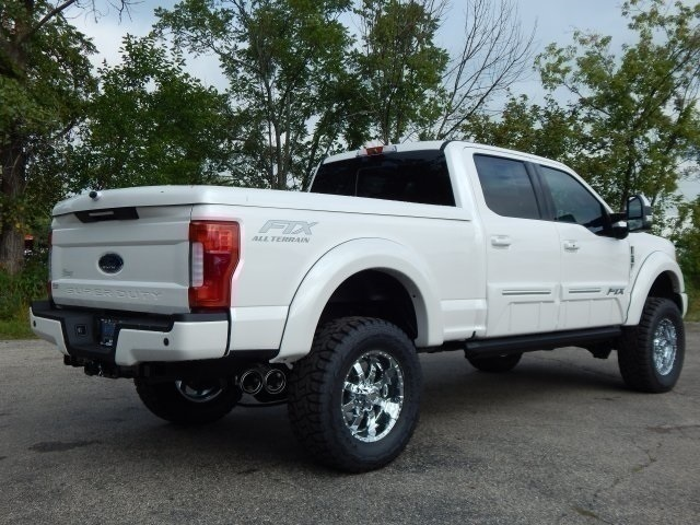 2017 F-250 Crew Cab 4x4,  Pickup #AT08777 - photo 2