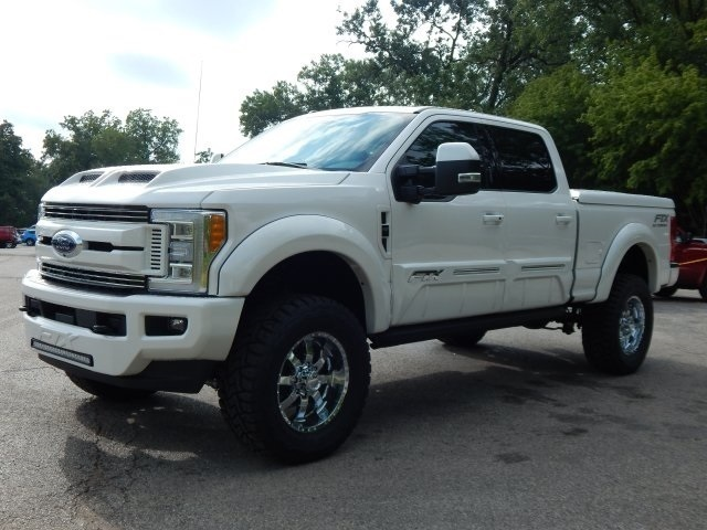 2017 F-250 Crew Cab 4x4,  Pickup #AT08777 - photo 7