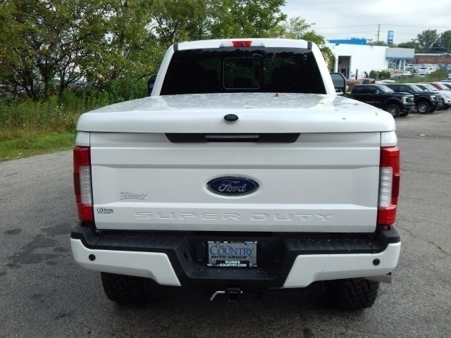 2017 F-250 Crew Cab 4x4,  Pickup #AT08777 - photo 4