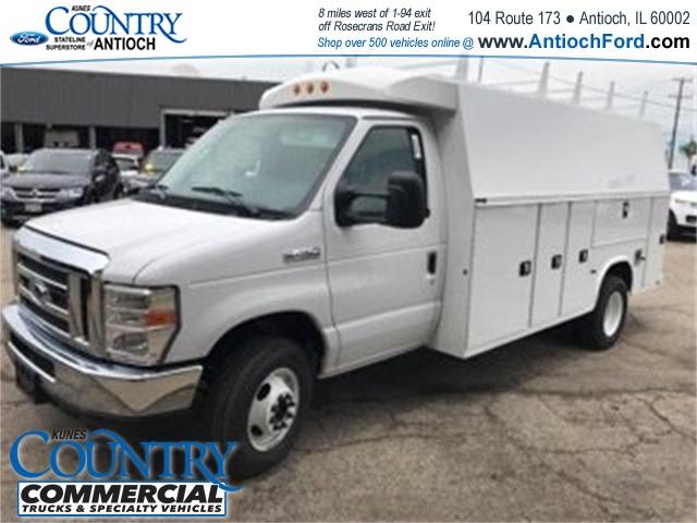 Jim Trenary Ford >> Knapheide E-450 Trucks   Quincy, IL