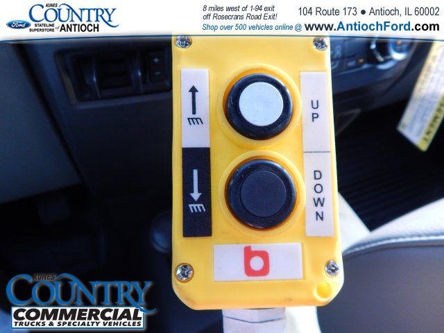 2017 F-350 Regular Cab DRW 4x4, Knapheide Stake Bed #AT08819 - photo 15