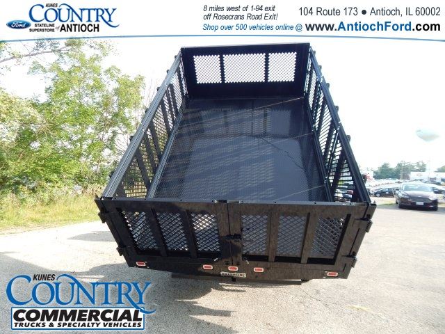 2017 F-350 Regular Cab DRW 4x4, Knapheide Stake Bed #AT08819 - photo 19