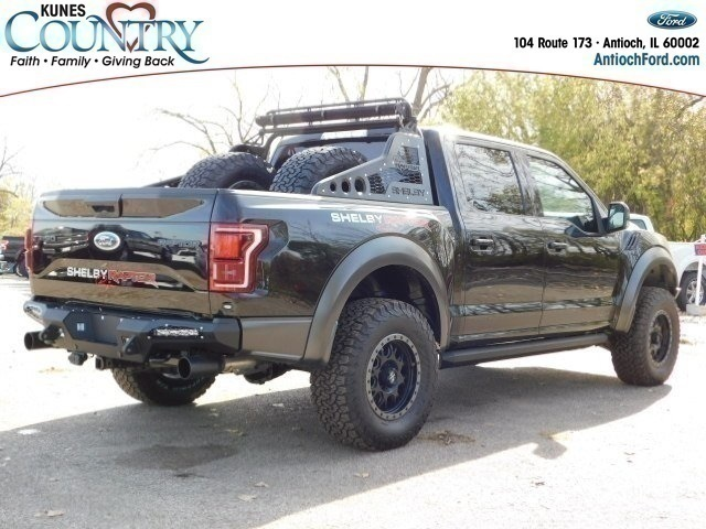 2017 F-150 SuperCrew Cab 4x4,  Pickup #AT08844 - photo 2