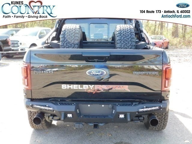 2017 F-150 SuperCrew Cab 4x4,  Pickup #AT08844 - photo 4