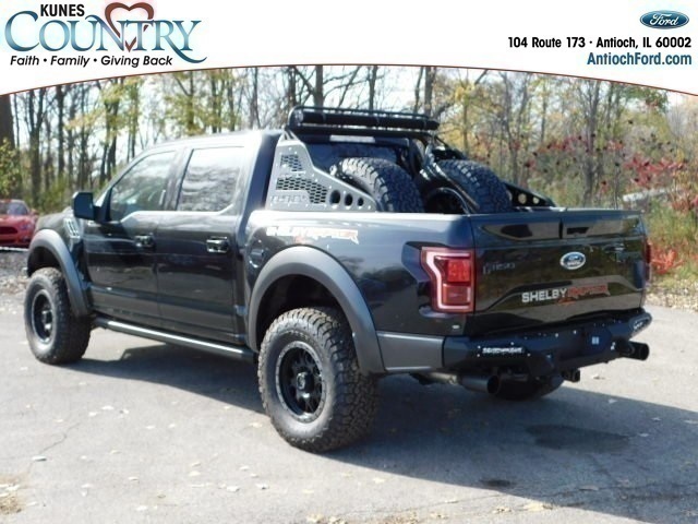 2017 F-150 SuperCrew Cab 4x4,  Pickup #AT08844 - photo 5