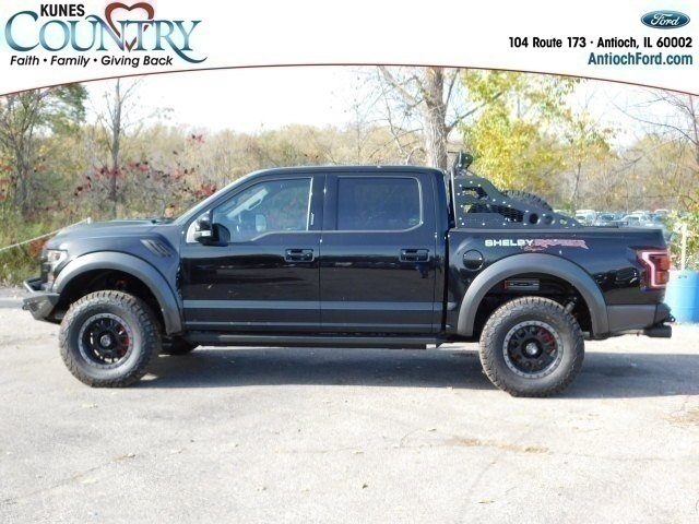 2017 F-150 SuperCrew Cab 4x4,  Pickup #AT08844 - photo 6