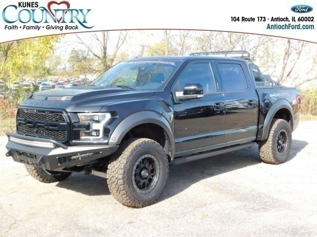2017 F-150 SuperCrew Cab 4x4,  Pickup #AT08844 - photo 7