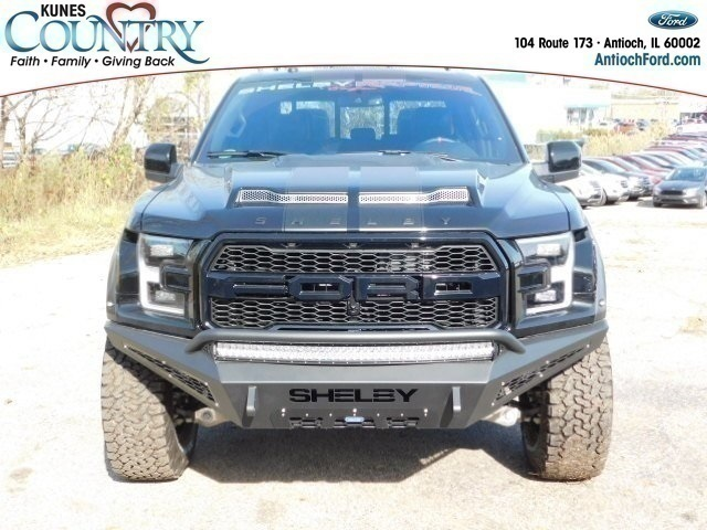 2017 F-150 SuperCrew Cab 4x4,  Pickup #AT08844 - photo 8