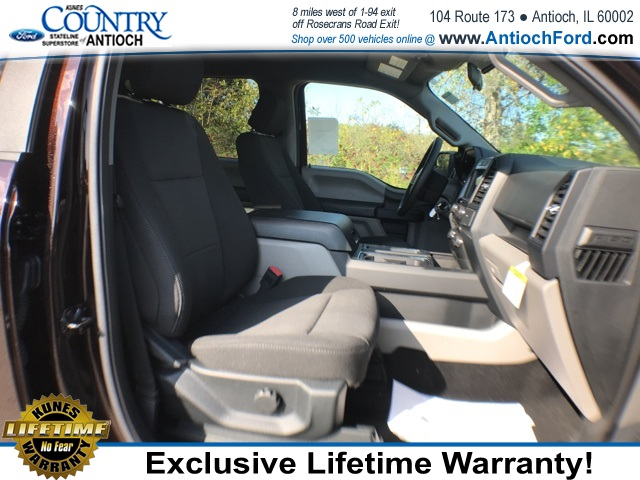 2018 F-150 Crew Cab 4x4 Pickup #AT08847 - photo 11