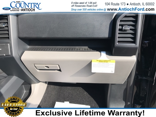 2018 F-150 Crew Cab 4x4 Pickup #AT08847 - photo 30
