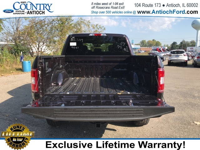 2018 F-150 Crew Cab 4x4 Pickup #AT08847 - photo 31