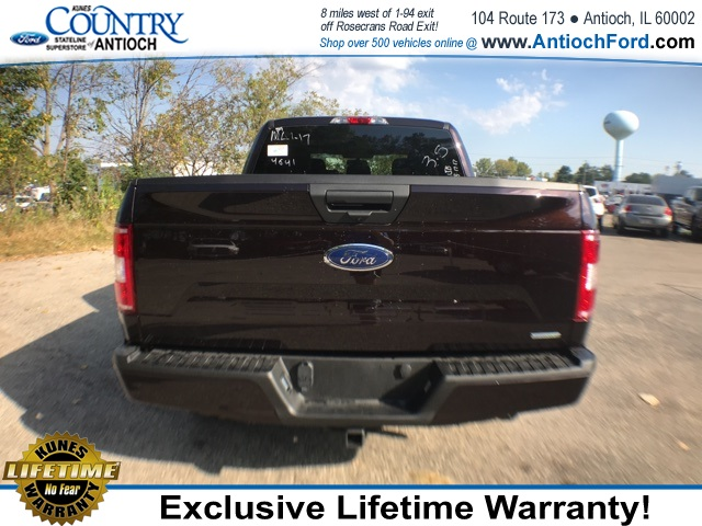 2018 F-150 Crew Cab 4x4 Pickup #AT08847 - photo 7