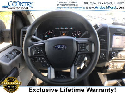 2018 F-150 Crew Cab 4x4 Pickup #AT08847 - photo 13