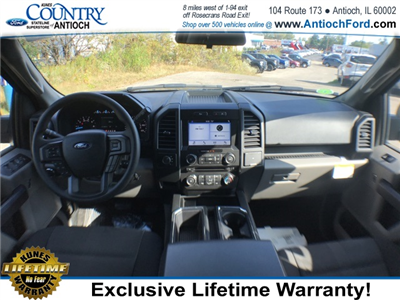 2018 F-150 Crew Cab 4x4 Pickup #AT08847 - photo 16