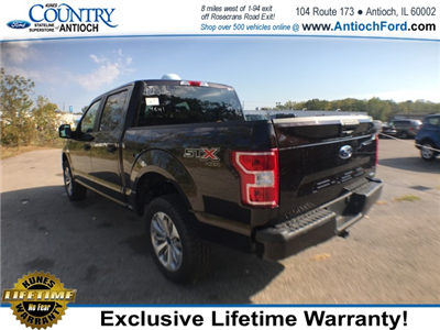 2018 F-150 Crew Cab 4x4 Pickup #AT08847 - photo 4