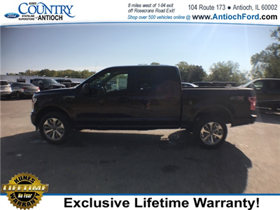 2018 F-150 Crew Cab 4x4 Pickup #AT08847 - photo 8