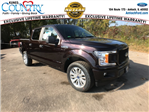 2018 F-150 Crew Cab 4x4 Pickup #AT08847 - photo 1