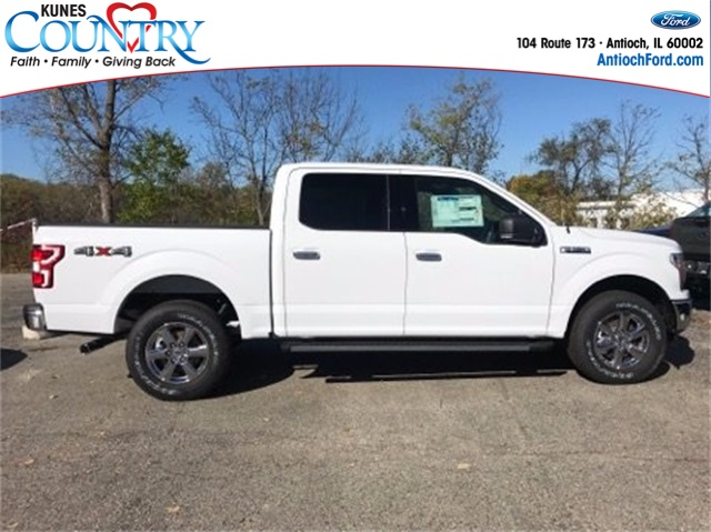 2018 F-150 Crew Cab 4x4, Pickup #AT08873 - photo 5