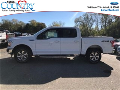 2018 F-150 Crew Cab 4x4, Pickup #AT08873 - photo 7