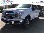 2018 F-150 Crew Cab 4x4, Pickup #AT08873 - photo 10