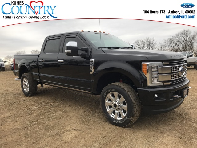 2017 F-250 Crew Cab 4x4 Pickup #AT08888 - photo 3