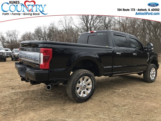 2017 F-250 Crew Cab 4x4 Pickup #AT08888 - photo 5