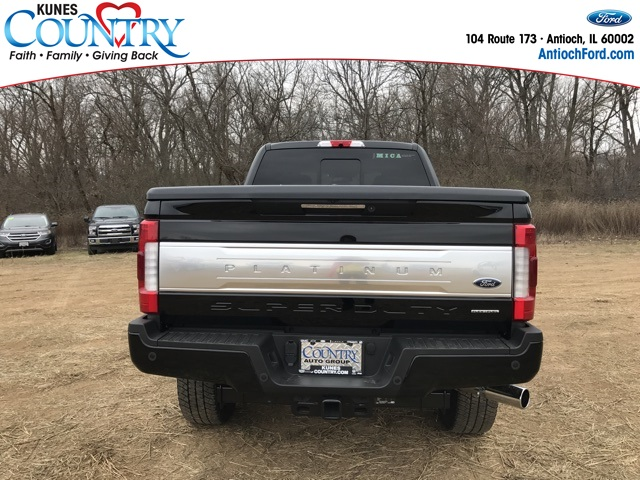 2017 F-250 Crew Cab 4x4 Pickup #AT08888 - photo 6