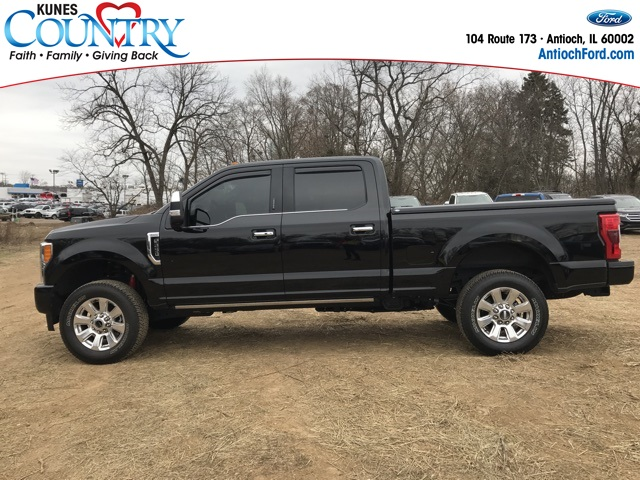 2017 F-250 Crew Cab 4x4 Pickup #AT08888 - photo 7
