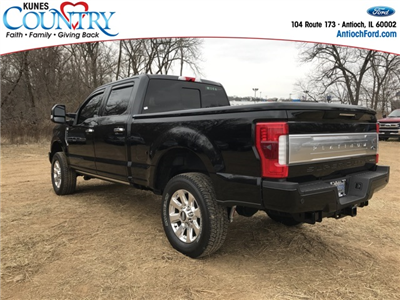2017 F-250 Crew Cab 4x4 Pickup #AT08888 - photo 2