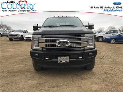 2017 F-250 Crew Cab 4x4 Pickup #AT08888 - photo 8