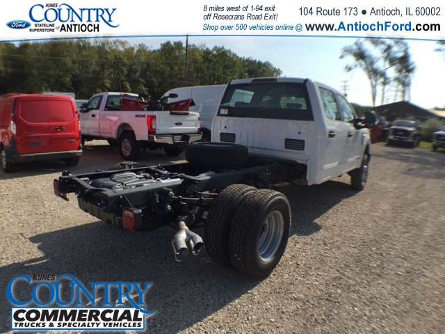 2017 F-350 Crew Cab DRW 4x4, Cab Chassis #AT08897 - photo 7