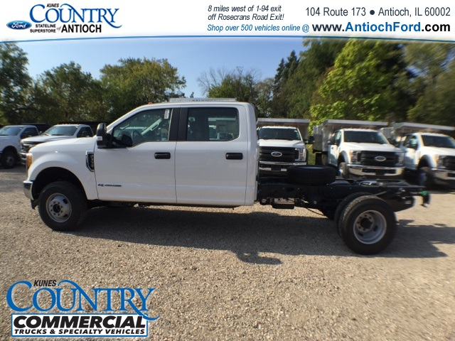 2017 F-350 Crew Cab DRW 4x4, Cab Chassis #AT08897 - photo 5