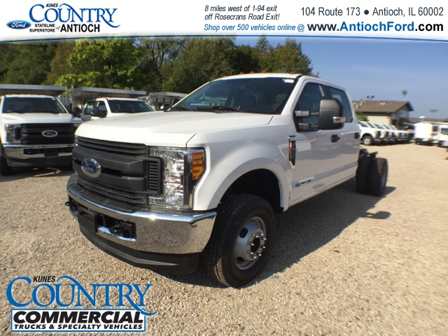 2017 F-350 Crew Cab DRW 4x4, Cab Chassis #AT08897 - photo 1