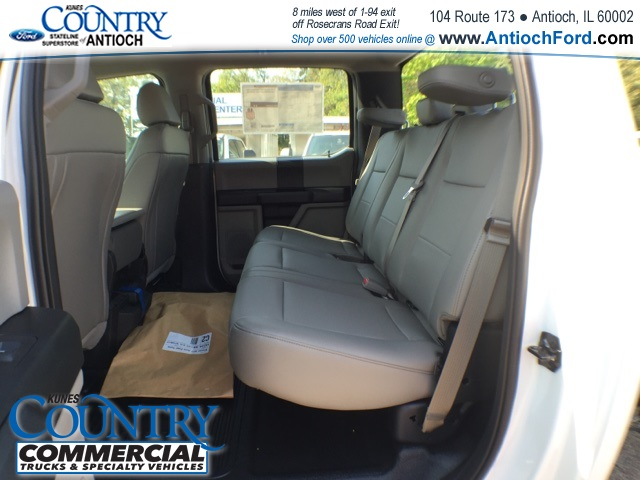 2017 F-350 Crew Cab DRW 4x4, Cab Chassis #AT08897 - photo 13