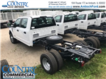 2017 F-350 Crew Cab DRW 4x4, Cab Chassis #AT08897 - photo 2