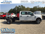 2017 F-350 Crew Cab DRW 4x4, Cab Chassis #AT08897 - photo 6