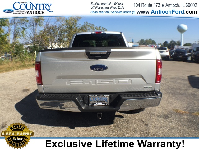 2018 F-150 Super Cab 4x4 Pickup #AT08903 - photo 6